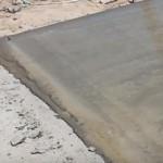 фотография дороги из бетона м150