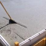 фотография фундамента из бетона м400