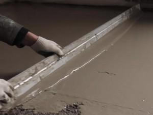 фотография цементного раствора м200