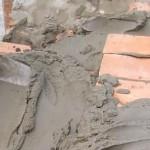 фотография цементного раствора м75