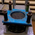 Испытание бетона на водонепроницаемость