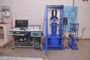 фото лаборатории на бетонном заводе
