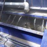 смешивание компонентов бетона