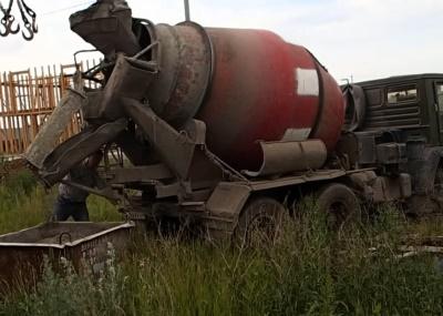 миксер-бетоновоз