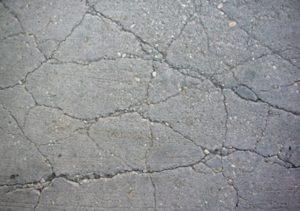 усадочные трещины бетона